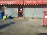 4 shop roller shutters