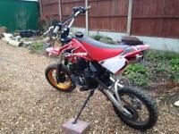 Pit bike demon 140cc