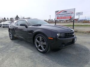 2011 Chevrolet Camaro SOLD!!!!!!!!!   BLACKED OUT BEAUTY! CERTIF