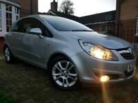 2008 Vauxhall Corsa 1.4SXI *85000*FULLMOT*FSH* (Astra Clio Micra i20 i10 fiesta polo)