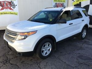 2014 Ford Explorer Automatic, Third Row Seating, 4x4