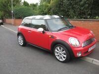 AS NEW LOW MILEAGE MINI CHEQUERED TOTALLY STUNNING CAR