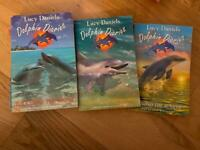 X16 Lucy Daniels Dolphin Diaries and Animal Ark books