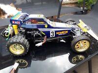 Tamiya NovaFox RC car