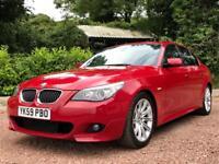 2009 BMW 520D M Sport **FINANCE** 108k Full service history (530d,525d,Audi tdi,type r, m3, Evo,a6)
