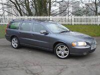 2006 (06) Volvo V70 2.4 D5 SE   DIESEL  FULL HISTORY   NEW TIMING BELT   DIESEL  NOV 17 MOT  