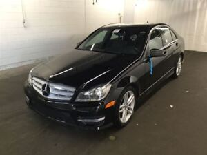 2013 Mercedes-Benz C-Class C300-ONE OWNER-VERY LOW KM'S