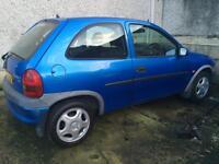 Vauxhall Corsa B & C Breaking