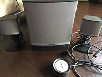 Bose ® Companion 3 Multimedia Speaker System