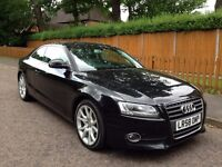 2008 Audi A5 2.7 TDI Sport Multitronic 2dr, Auto, 74500 miles, LOVELY CAR