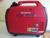 Honda Generator Inverter EU20i