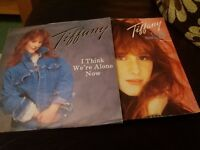 """Tiffany 7""""records"""