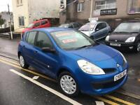 Renault Clio 1.4, long mot just 69k, with history, immaculate car