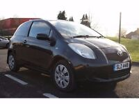 2006 TOYOTA YARIS SEMI-AUTOMATIC PETROL, 4 OWNER, 3 MONTHS WARRANTY. PX WELCOME