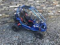 Kids quadzilla mini petrol buggy go kart