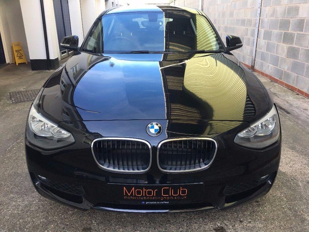 63 PLATE -2013 - BMW 1 Series 1.6 116d EfficientDynamics Sports Hatch 5dr (start/stop)