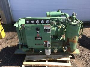 (USED) Rotary Screw Compressor / SULLAIR 25HP