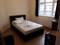 Double rooom to rent in Tooting with garden, living room and sky tv