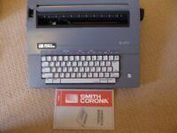Smith Corona Electric typrewriter