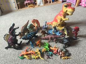 Large dinosaur bundle