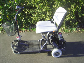 ULTRALITE 355 mobility scooter
