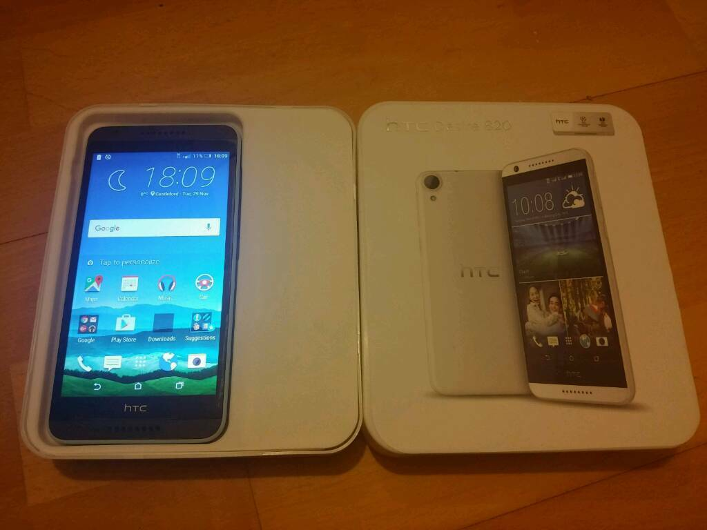 """Htc desire 820 simfreein Castleford, West YorkshireGumtree - Htc desire 820 simfree twin SIM with sd slot In amazing conditionHtc boom speakersBoxed with usb leadThe HTC Desire 820s epic 5.5"""" high definition display brings photos and videos to life with stunning clarity.HTC BoomSound™ impressive decibel..."""
