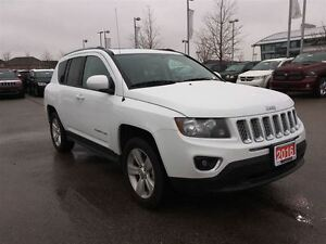 2016 Jeep Compass HIGH ALTITUDE**LEATHER**POWER SUNROOF**