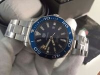 New Swiss Tag Heuer Aquaracer Calibre 5 Automatic Watch