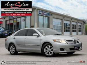 2011 Toyota Camry ONLY 33K! **NOT A MIS-PRINT** CLEAN CARPROOF