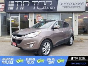 2012 Hyundai Tucson Limited ** Brand New Tires, Leather, Pano Su
