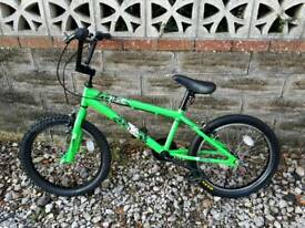 "BOYS RATED FLAIR BMX BIKE 20"" WHEELS SUPER CONDITION"