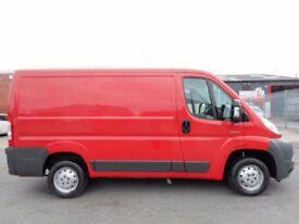 FINANCE ME!! NO VAT!! Citroen relay 2.2hdi swb panel van part exchange to clear great van!!