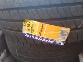 Michelin agilis 215 65 16c 109/107t x4 commercial tyres