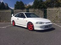 1997 Mitsubishi Mirage Asti RS (not evo civic type r toyota starlet subaru lancer honda integra)