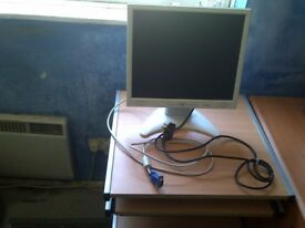 Maxdata Belinea LCD Computer Monitor For Sale