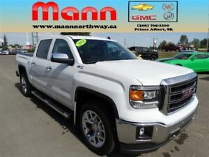 2014 GMC Sierra 1500 SLT | PST paid, Nav, V8, Z71, Tow Package.
