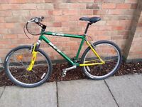"mcb xas 19"" frame men's mountain bike"