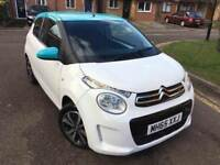 2016 Citroen C1 1.0 VTi Flair (start/stop) 3dr - New Condition - Only 12K miles - Free Road Tax
