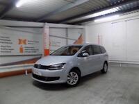 Volkswagen Sharan SE NAV TDI BLUEMOTION TECHNOLOGY DSG (silver) 2017-09-29