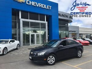 2014 Chevrolet Cruze LT AIR REAR CAMERA BLUETOOTH OFF LEASE!!!
