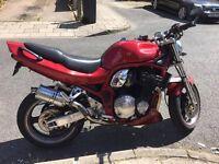 Suzuki 1200cc bandit gsf cheep