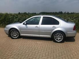 Vw Bora 1.9 TDI highline (130) 2005/55