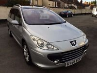 2006 Peugeot 307 SW 1.6 Diesel Great condition