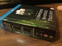 Complete Matrix Trilogy [Blu-ray] [1999] [Region Free]