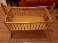 Baby Cot/Bed £30