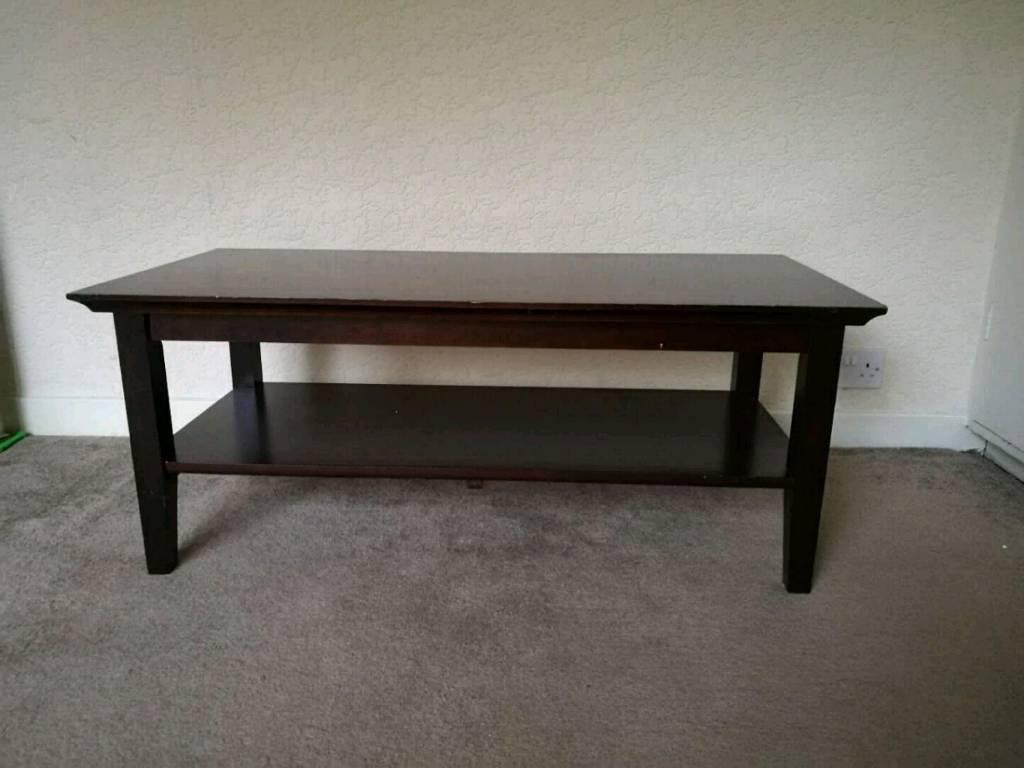 Good quality coffee table
