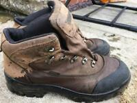Size 11 leather walking boots