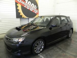 2010 Subaru Impreza WRX Limited Package, Toit ouvrant