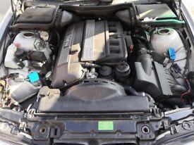 BMW 523i 2.5 petrol