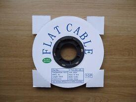 Grey Ribbon Flat Cable 30AWG 10, 14, 16, 20-ways
